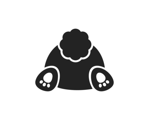 Free Bunny Tail SVG
