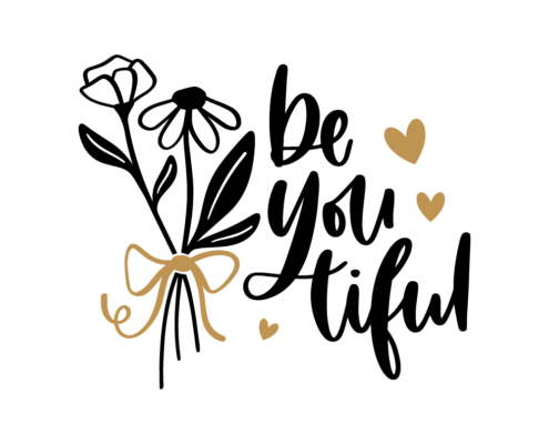 Free be you tiful SVG
