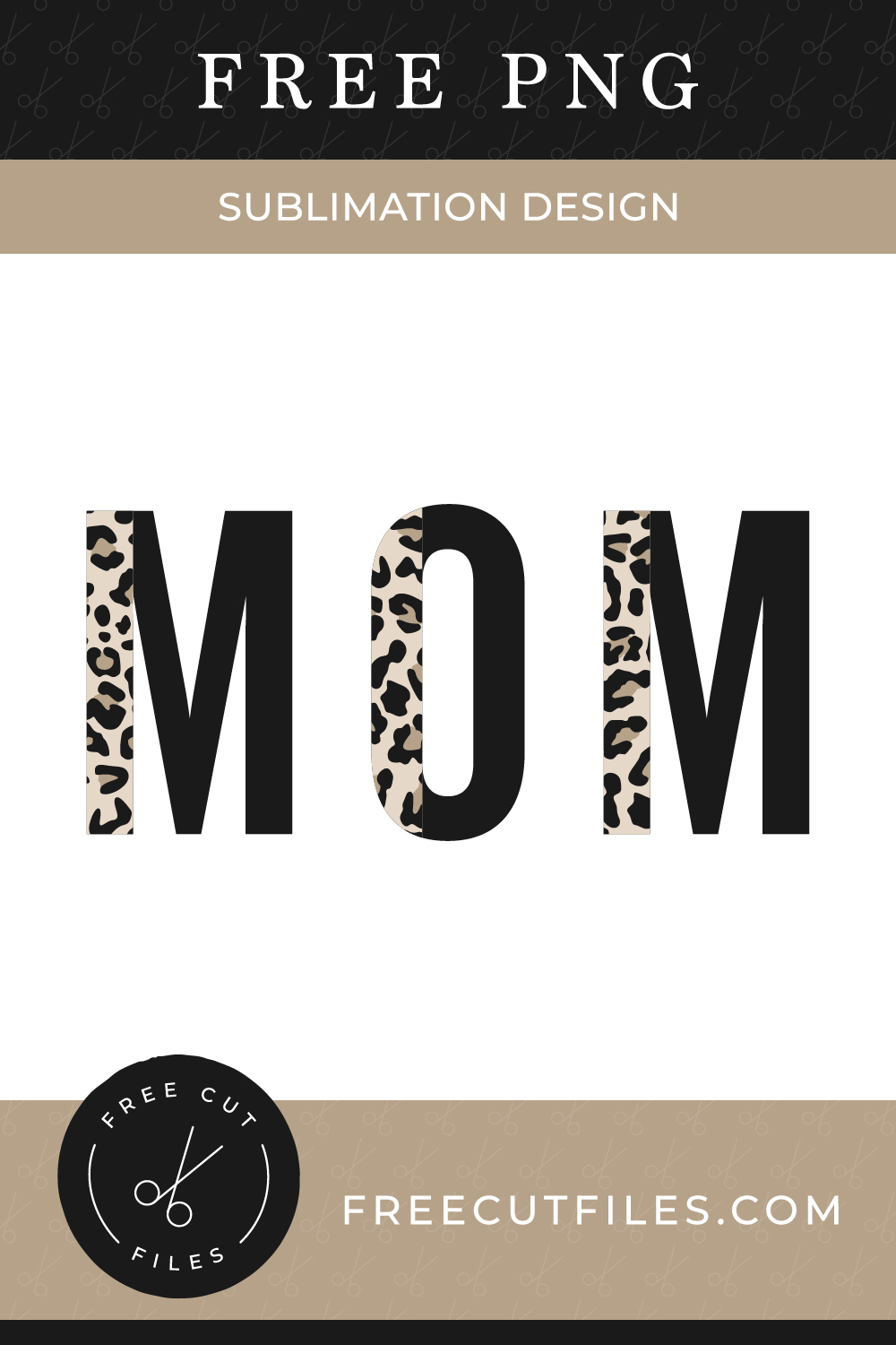 Free Mom Sublimation PNG