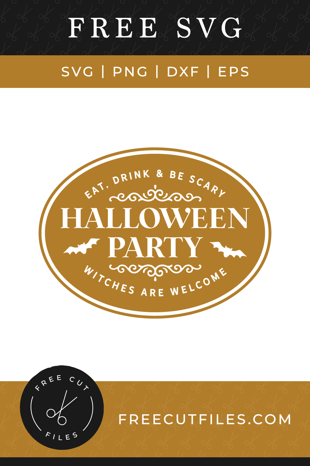 Halloween Party - witches are welcome