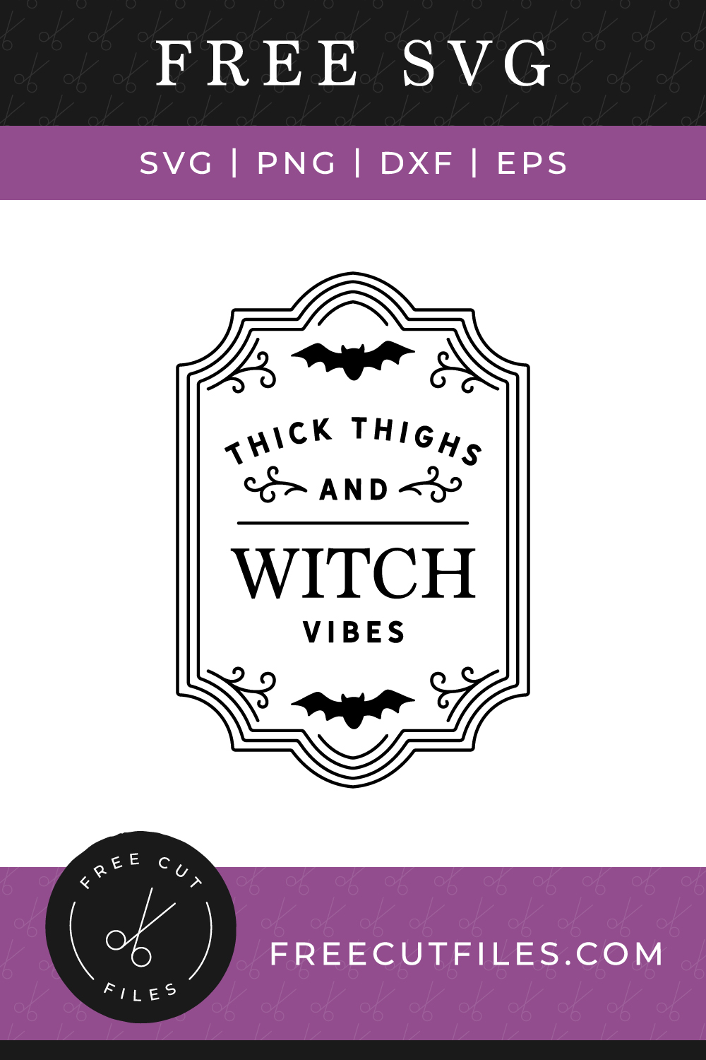 Thick thighs and witch vibes